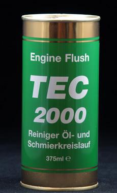 TE-2000 Engine Flush